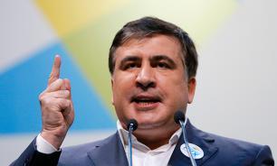 """Саакашвили назвал Яценюка """"первым цветочком"""""""
