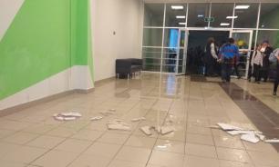 Школьнику пригрозили штрафом за фотографию потопа