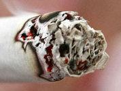 И зимой, и летом живи без сигареты!