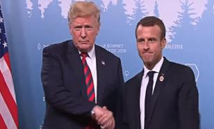 Бунт: Франция не хочет быть вассалом США