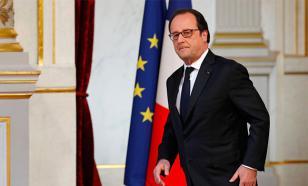 Парламент Франции готовится к импичменту Олланда