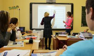 """В школьные анкеты будут включать личные данные учеников и учителей - """"КоммерсантЪ"""""""