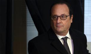 Олланд хочет создать национальную гвардию