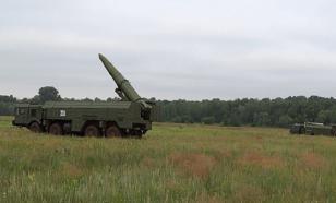 """Россия показала сверхдальний запуск сверхмощного """"Искандера"""""""