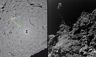 На астероиде Рюгю ровер MASCOT нашел странную пыль