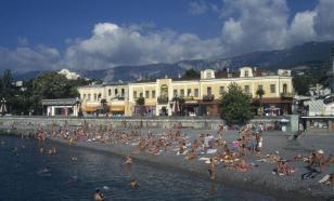 Власти Крыма развернули борьбу за украинского туриста