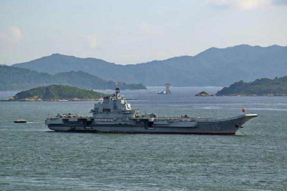 Китай провел учения в Тихом океане втихаря от Японии
