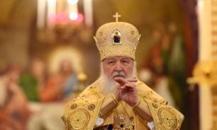 Патриарх Кирилл: пацифисты неправильно трактуют Евангелие