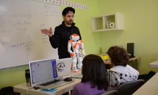 В Финляндии учителей заменят роботы