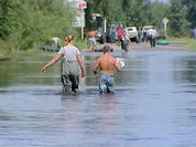 Бедствие в Сибири: Амур может изменить русло