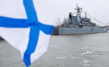 Украина ябедничает: Россия может потопить флоты США и Турции у Крыма