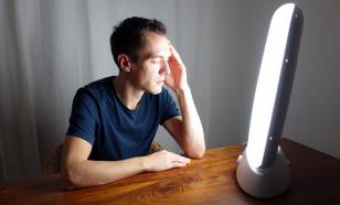 Действие светотерапии при депрессии и бессоннице