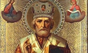 Чудотворцы: святой Николай Угодник
