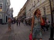 Город - пешеходам, дороги - автомобилям