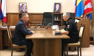 В Калининграде обсудили вопросы взаимодействия региона и Балтфлота