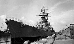 """""""Принц Ойген"""": крейсер, выдержавший удар атомной бомбы"""