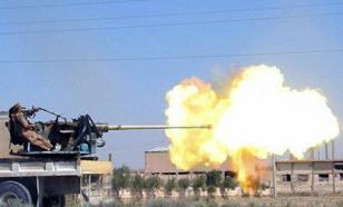 Боевики перебрасывают в районДейр-эз-Зоратяжелую технику и крупные силы ИГ*
