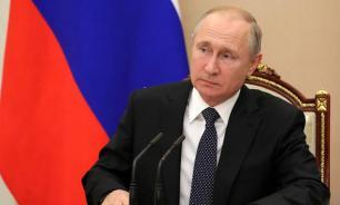 """Путин посоветовал Зеленскому проявить """"политическую волю"""""""