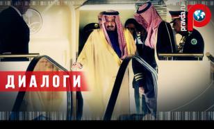 Король Саудовской Аравии впервые ступит на российскую землю