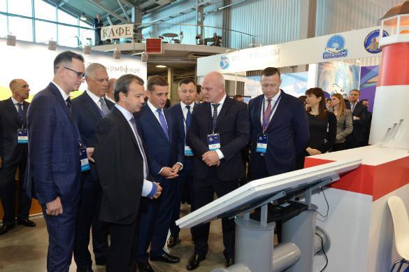 Международный рыбопромышленный форум открывается в северной столице