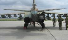 Опубликовано видео последнего боя пилота Су-25