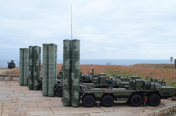 Почему санкции не пугают желающих купить ЗРК С-400