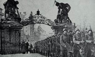 Нападала ли Германия на Францию и Англию?