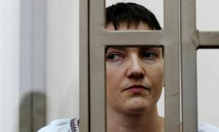 Савченко дала храпака на заседании Верховной рады