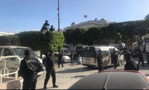 В столице Туниса растет количество пострадавших при взрыве