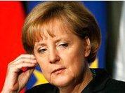 Меркель надавила на Молдавию