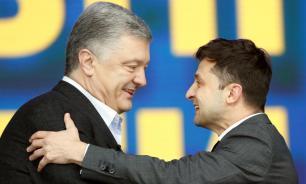 Дебаты Зеленского и Порошенко собрали в рунете более 2 млн просмотров