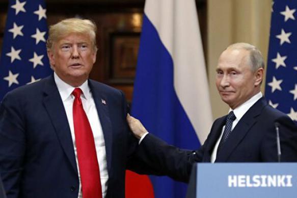 Путин рассказал о доверительных отношениях с Трампом