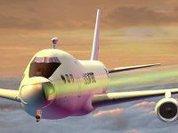 Лазерная турель защитит самолеты