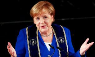 Меркель намекнула, что будет преподавать после ухода с поста канцлера