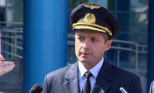 Летчик-герой Дамир Юсупов рассказал о предложении Рогозина