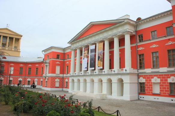 С Музея современной истории России сняли строительные леса