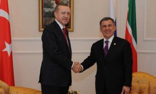 """Татарстан — Турция: почему Эрдоган называет Минниханова """"мой брат""""?"""