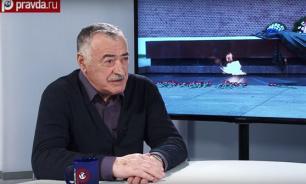 Сергей ХМЕЛИДЗЕ — об истории Почетного караула