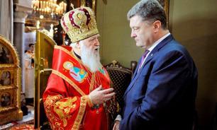 Как снять анафему: возвращение блудного патриарха