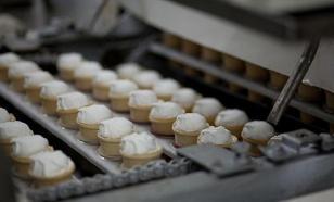 В России могут исчезнуть сладости и мороженое