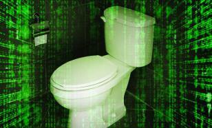 Киберпреступление века: Хакеры взломали унитаз. Видео