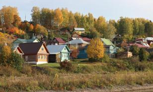 В селе под Пермью река каждую весну вымывает останки из братской могилы