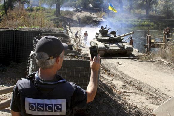 Мирное урегулирование конфликта в Донбассе поддержали 57% украинцев
