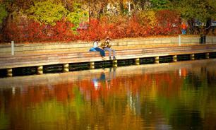 В октябре в Россию вернется тепло выше климатической нормы
