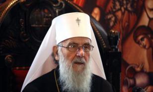 Патриарх Сербский Ириней: Мы верим, что истина одержала победу
