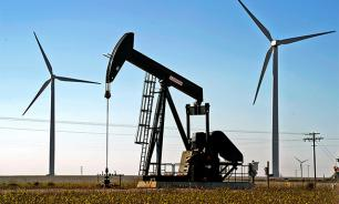 В США добыча нефти сократилась на две трети
