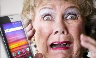 Пенсионерка требовала изгнать демона из смартфона