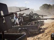 Контратака Каддафи застала ПНС врасплох