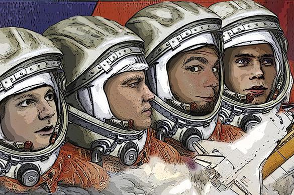 Роскосмос собрал команду для полета на Луну