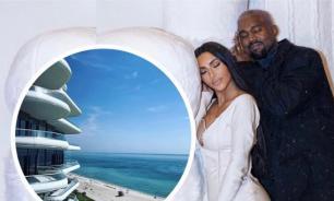 Ким Кардашьян подарили на Новый год апартаменты за $14 млн